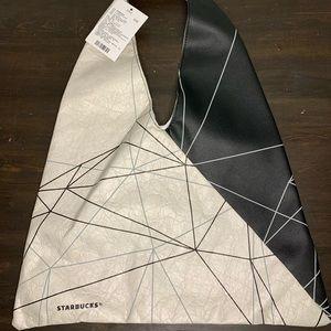Starbucks tote shoulder bag